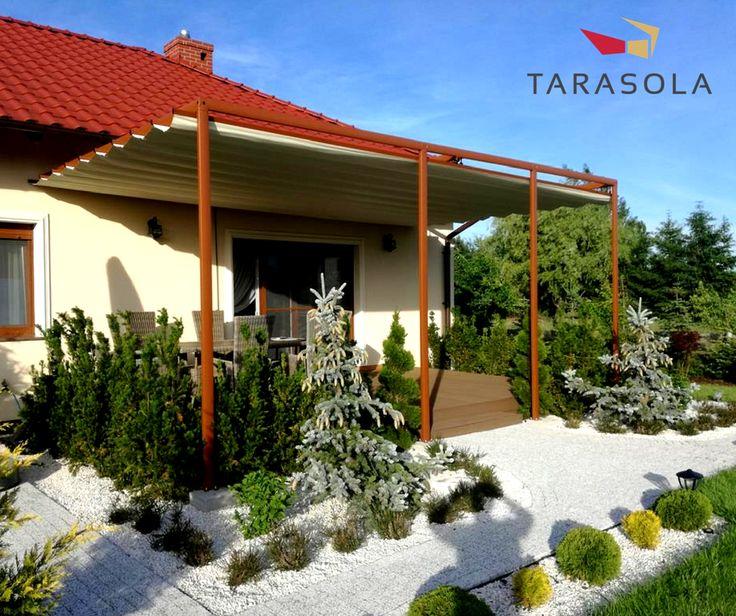 Tarasola Decor #tarasola #pergola #decor #zadaszenia #taras #decorgardena #ogrod