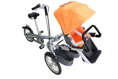 ShopitShipit-Direct-Factory-Quality-Liberty-Bike-Stroller-Outdoor-Baby-Family-Pram-Leisure-Variable-Speed