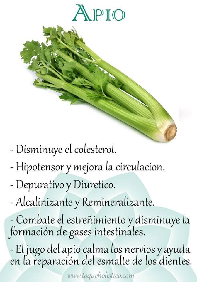 Apio #alimentos