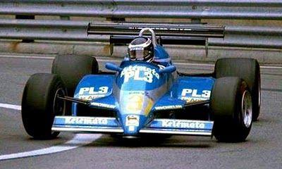 1983 Corrado Fabi; Osella FA1D Ford