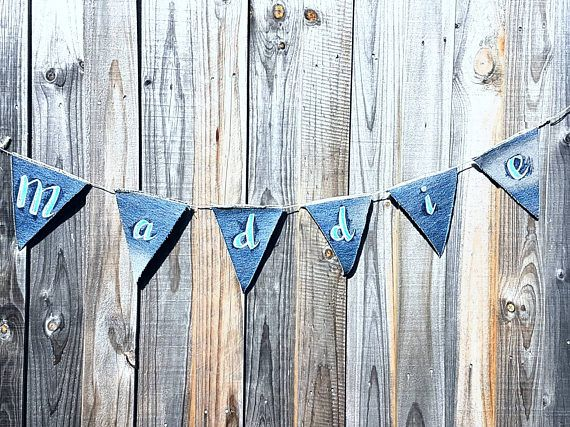Custom made personalised bunting for any occasion!  https://www.etsy.com/au/sweetminnielou/listing/526770870/custom-bunting-banner-girls-room-decor