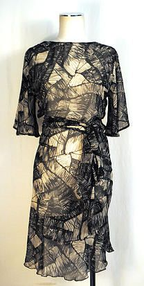 Carly Harris Design woman's clothing Auckland, Wellington New Zealand   Butterfly Wrap