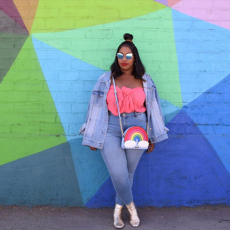 In My Joi: Fall Through  Plus size fashion