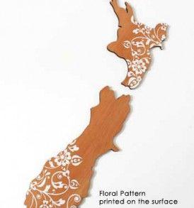 Floral NZ Wall Art