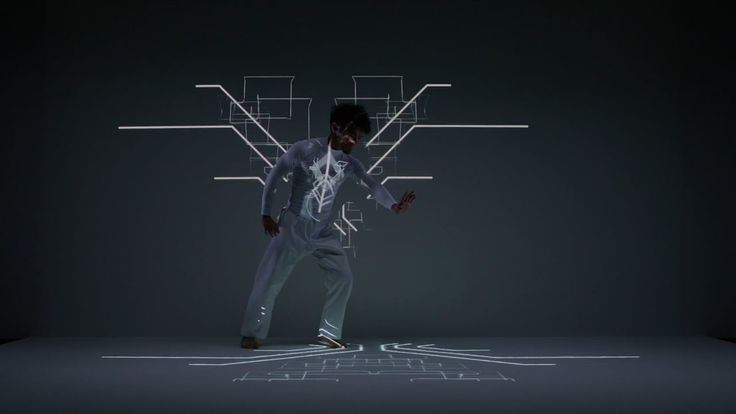 EXISDANCE - Real time tracking & Projection mapping on Vimeo