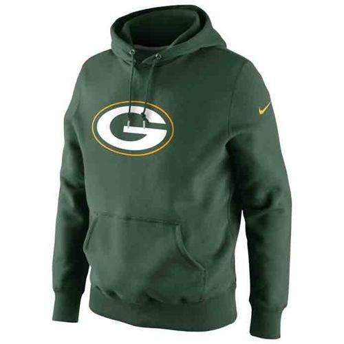 Green Bay #Packers Nike Classic Logo Hooded Fleece/ = $64.99