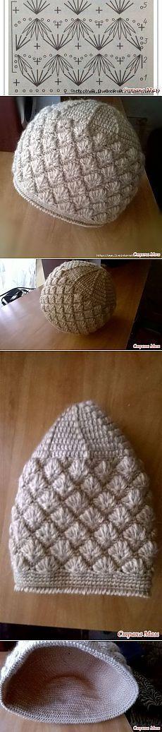Publicar VERA-L: sombrero del ganchillo (19:07 11.12.2015) [5038720/376621880] - vinnik.evgeniya1957@mail.ru - Correo Mail.Ru