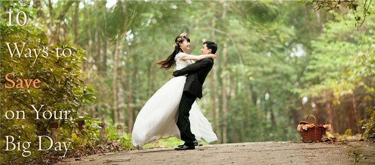 Blog: 10 Ways to Save on Your Big Day