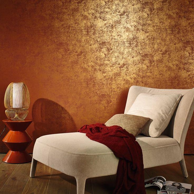 Marburg Lyra Texture Marble Pattern Wallpaper Modern Metallic 53129