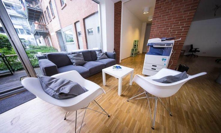 Top-ausgestattete Arbeitsplätze am Gänsemarkt #Büro, #Bürogemeinschaft, #Office, #Coworking, #Hamburg