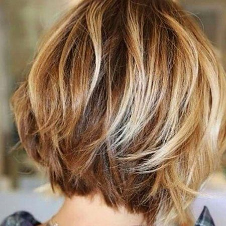 33 New Layered Bob Hairstyles 2018
