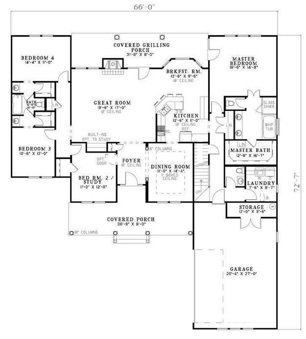 103 best floor plans images on pinterest house floor for 110 sq ft bedroom design