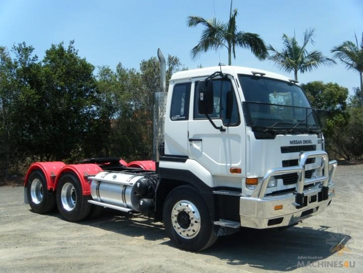 Used Prime Mover Trucks for sale - http://www.machines4u.com.au/search/Truck-and-Trailers/Prime-Mover-Trucks/17/354/