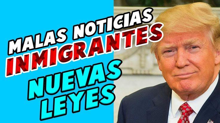 MALAS NOTICIAS PARA INMIGRANTES, NOTICIAS RECIENTES DE HOY 04 DE JULIO, ...