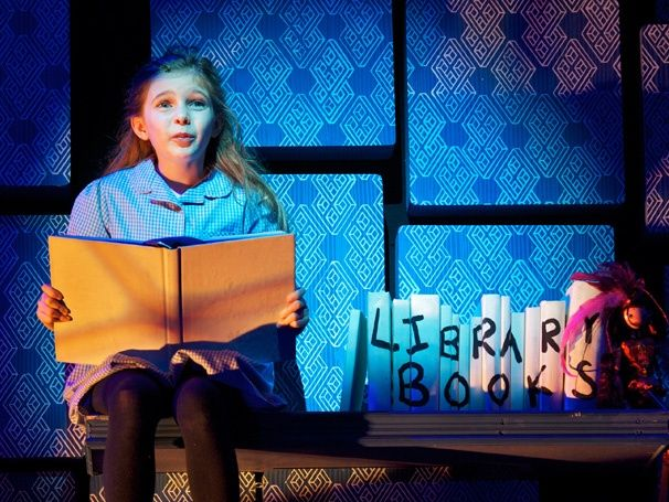 Matilda the Musical Sets Dates at Broadway's Shubert Theatre | Broadway Buzz | Broadway.com