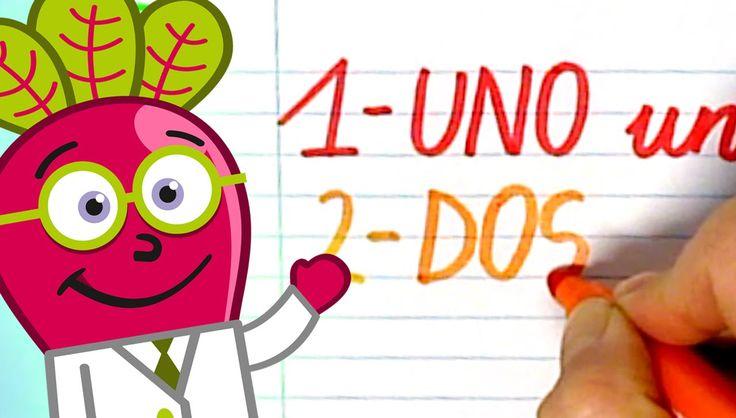 #numeros #para #niños #nivel #inicial #pequeños #hastael10 #escritos #infantil #y #letras #ordinales #actividades #numbers #spanish #1to10 #recursos #educativos #didacticos #educational #resources