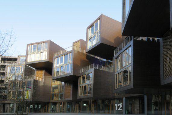 Student Housing in Copenhagen, Denmark | by Lundgaard & Tranberg Architects