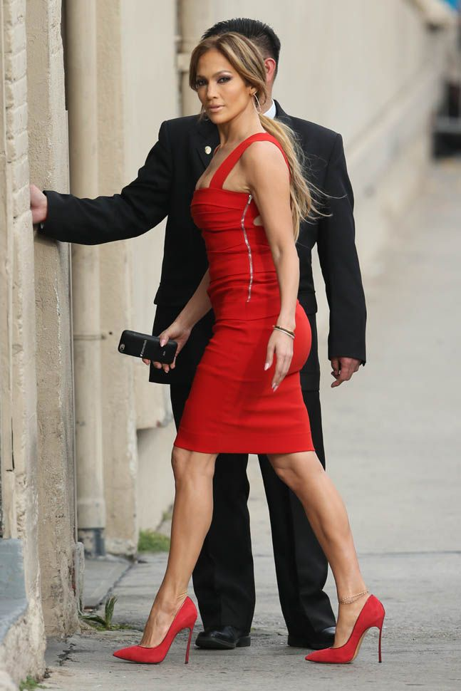 Jennifer esposito sexy tight dress
