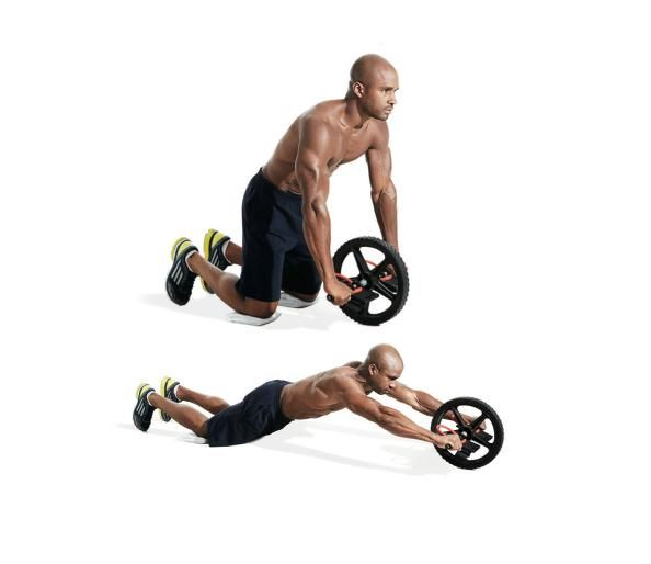 Use these moves to get that six-pack you've always wanted.