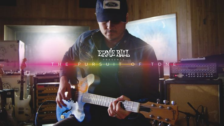 "Ernie Ball: The Pursuit of Tone - Tom DeLonge ""The Definition of Punk"""