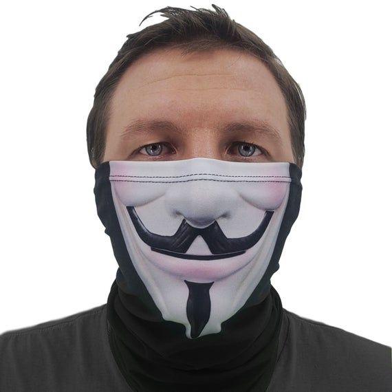 Products Page 10 Singaporeanmasks In 2020 V For Vendetta Movie Face Mask V For Vendetta