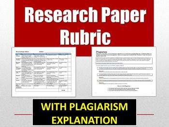 English plagiarized research papers