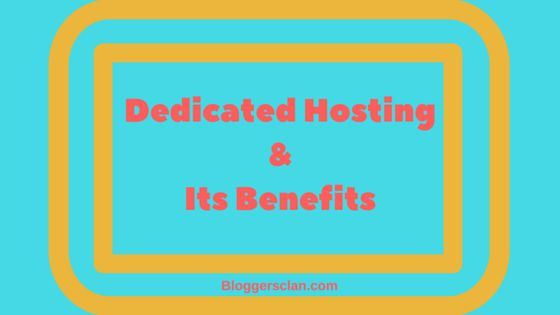This guide covers the meaning of dedicated server hosting and its benefits along with a list of best dedicated hosting providers in the market.