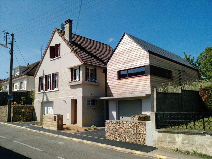 Les 55 meilleures images propos de extension de maison for Projet d extension maison