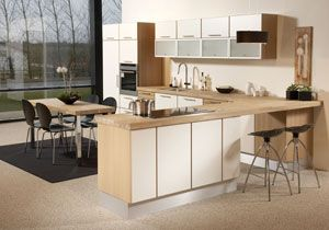 Mitchells solid wood kitchen worktops Southampton Hampshire 023 8077 1004