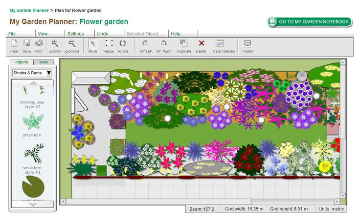 Interactive Garden Design Tool free android or ipad design app for pro landscape users Garden Design Tool Photo Album Typatcom