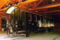Losheim Museumsbahn, Nikolausfahrt