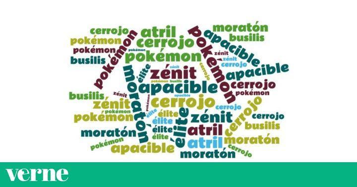 Cerrojo, pizarra o zénit se crearon de una forma similar a covfefe  por un fallo que se acabó popularizando.