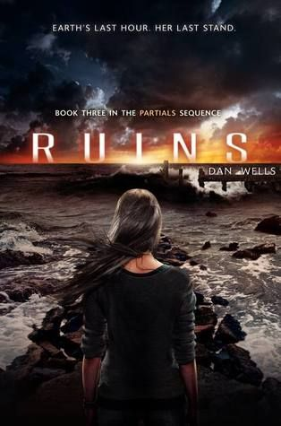 Ruins by Dan Wells | Partials Sequence #3 | Publisher: Balzer + Bray | Publication Date: March 11, 2014 | www.thedanwells.com | #YA #post-apocalyptic