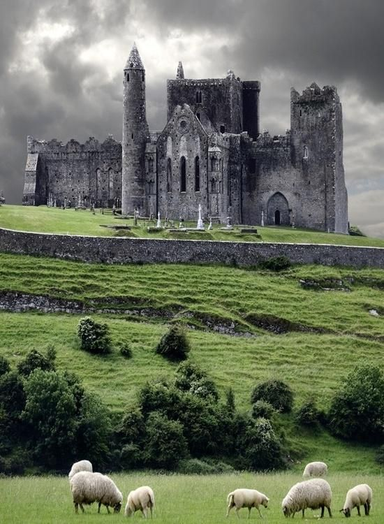 Ireland one of my favorite places in the world. Medieval Castle, Cashel, #Ireland #travel