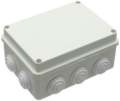 152mmx110mmx75mm Cable Connect Waterproof Enclosure Case Junction Box