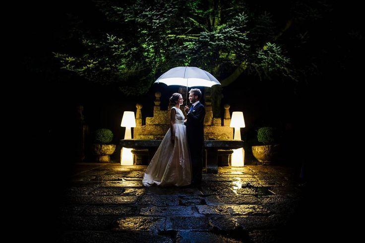 "40 Me gusta, 1 comentarios - Pazo de Vilaboa (@pazodevilaboa) en Instagram: ""Al mal tiempo buena cara! #Galicia #bodas #Pazo #tradición #historia #experienciapazodevilaboa"""