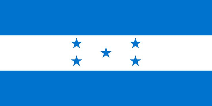 Flag of Honduras - Honduras - Wikipedia