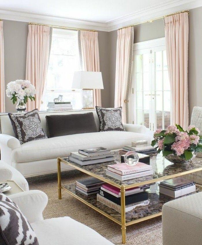 Les 887 meilleures images propos de salon sur pinterest pi ces de monnaie baroque et tables for Image joli salon
