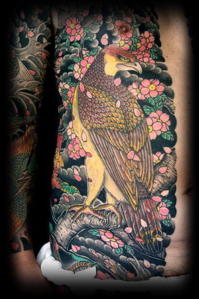 TATTOO/IREZUMI/ART/Irezumi Japanese traditional art 'Oukoshisei' Taka