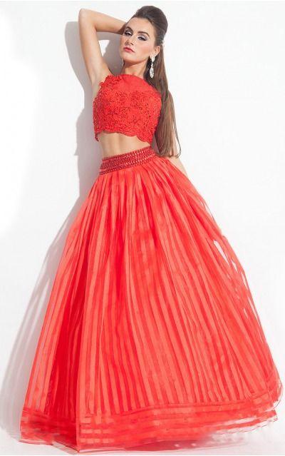 Ball Gown Sleeveless Jewel Zipper Floor-length Formal Dresses fpbb1005