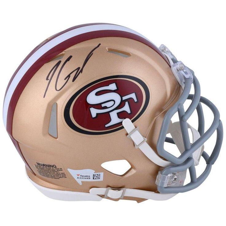 Jimmy garoppolo san francisco 49ers autographed nfl