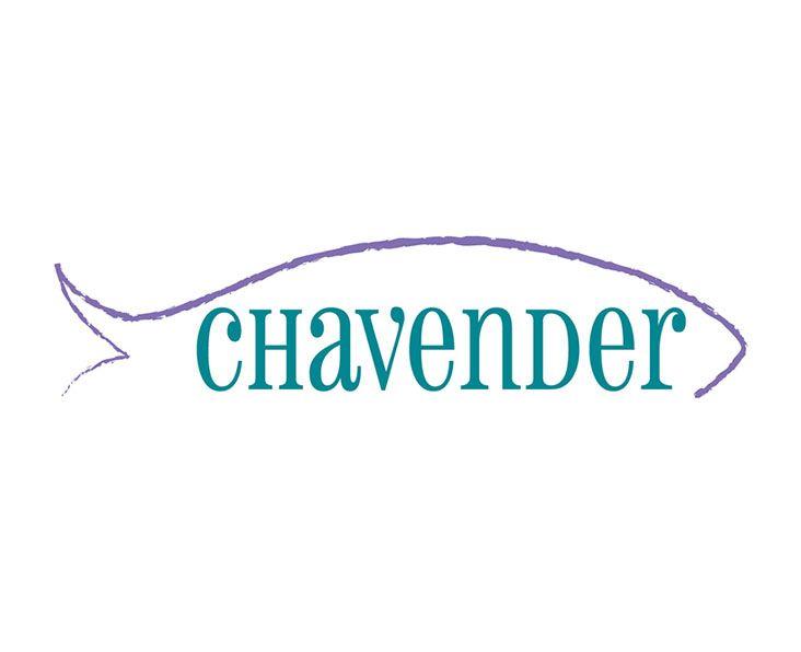 brand image design for Chavender (logo shown)  -- http://chavender.com