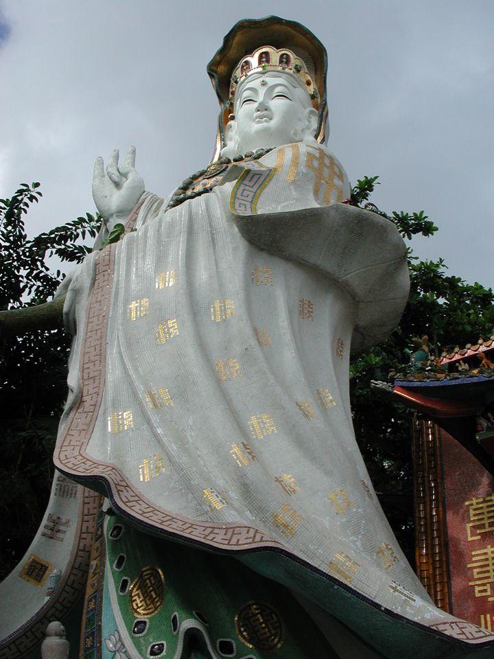 Buddha - Holiday to Hong Kong, Macau & Guangzhou, China. Photos by Tamara Desiatov 2007-07.