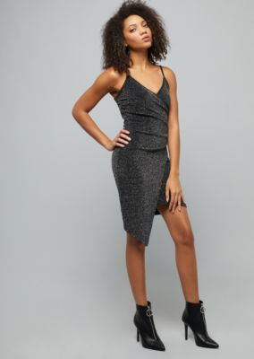 69bcf5e7706 This black mini dress was made for dancing! Perfect for a night out