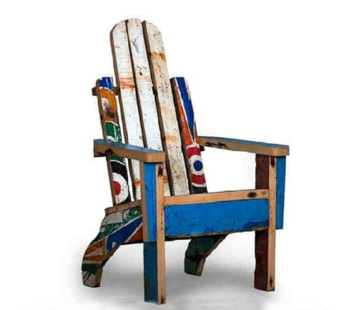 17 best images about furniture made from recycled boats on