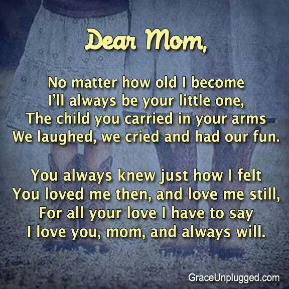 I love you & miss you so much!  ♥♥♥