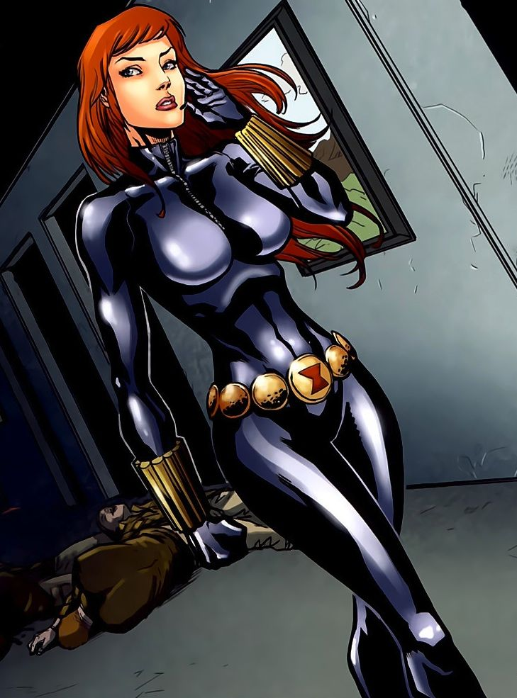 Image detail for -Steve Epting's Black Widow
