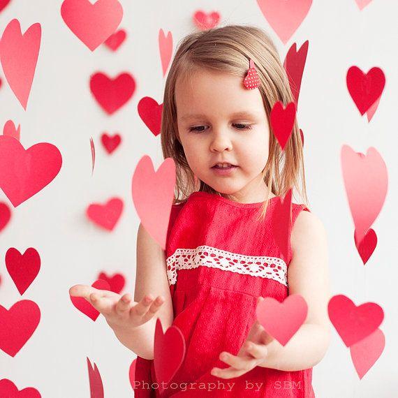 Girl  Christmas Dress -  Red linen dress for girl, sizes 0.5 - 5 years - Children christmas  clothing