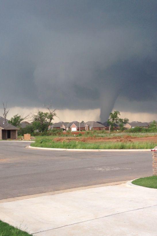 PHOTOS: Deadly tornado tears through Moore, Oklahoma, May 20, 2013