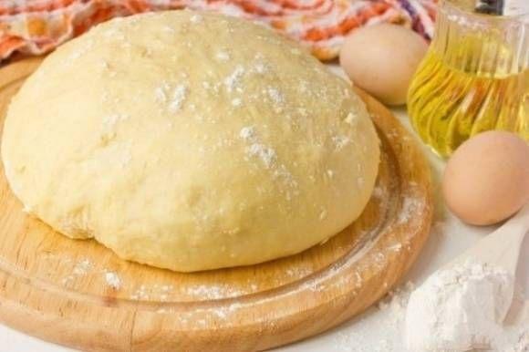Тесто для булочек - Кулинарные рецепты от Веселого Жирафа